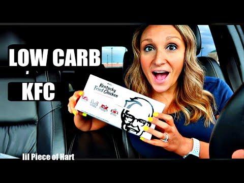 LOW CARB KFC!