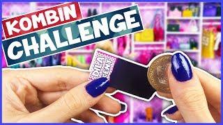Barbie Kombin Challenge Kazı Kazandan Ne Çıkarsa Kombin Dila Kent
