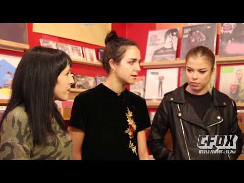 CFOX - Record Shopping with The Beaches