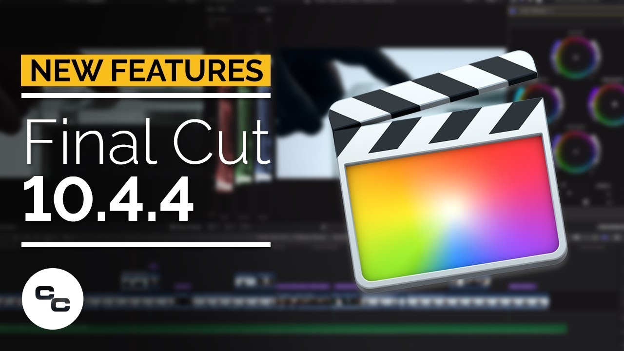noise reduction final cut pro x