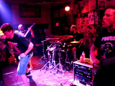 Implosive Disgorgence - FULL SET - live at Churchills Miami (SFLHC) (Reunion) (Pig Destroyer)
