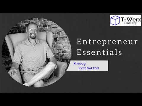 Entrepreneur Essentials featuring Kyle Dalton of Local Eat and Drink