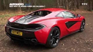 No Limit : La McLaren 540C à l