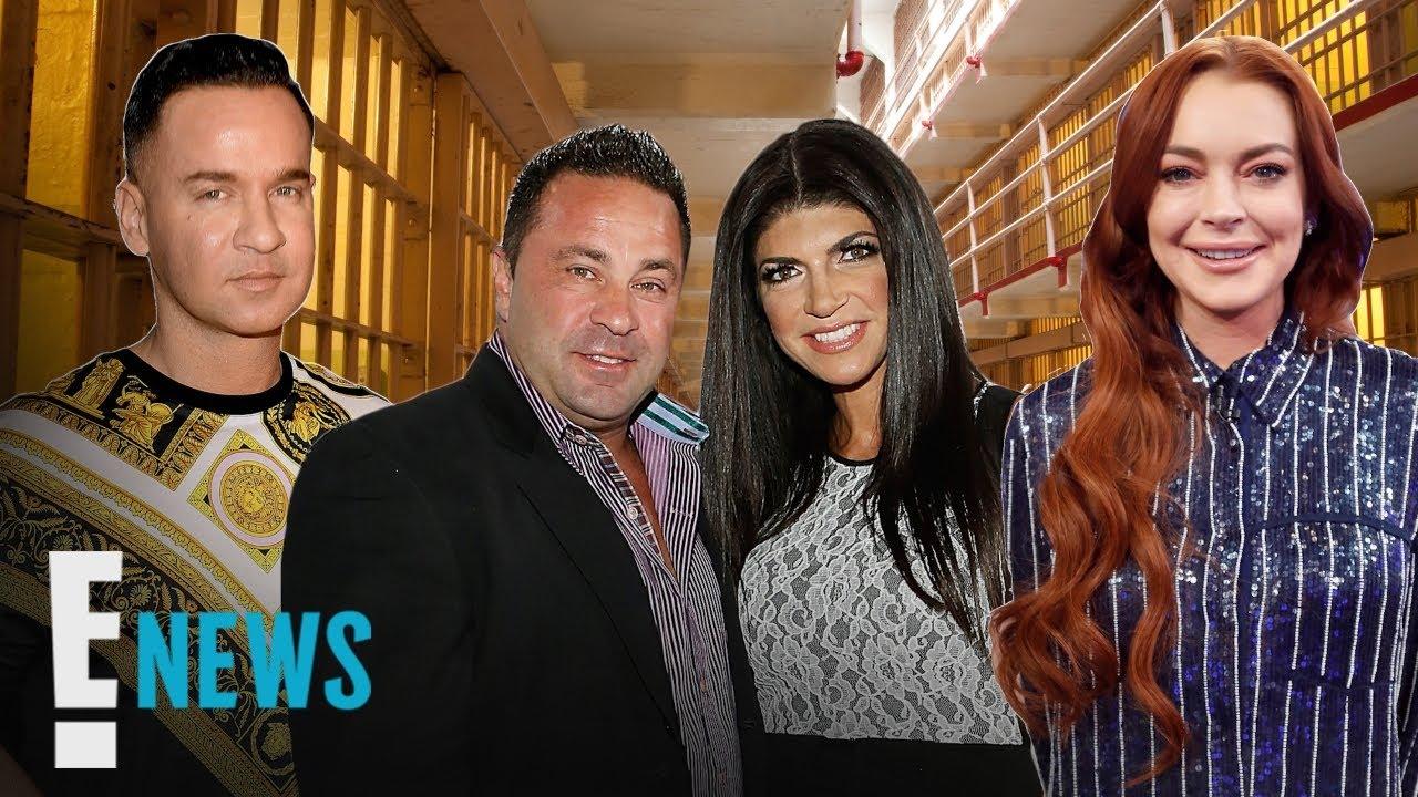 9 Reality TV Stars Sentenced to Jail Time