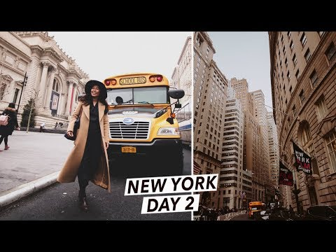 NYC Travel Vlog: Chinatown Food Tour, Staten Island & Central Park | New York City Day 2