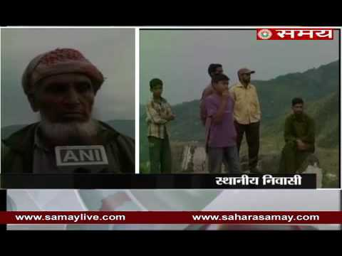 Once again Pakistan violated ceasefire in Poonch sector