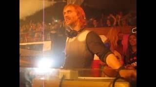 David Guetta live @ Pacha Ibiza June 2011 Video 2 of 3