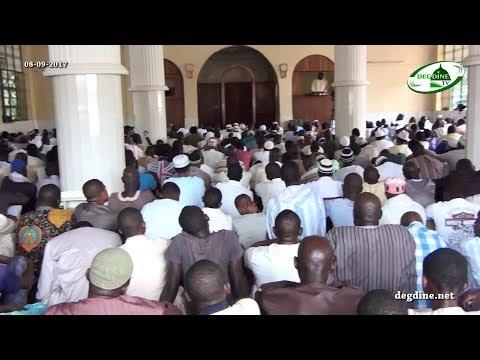 Khoutbah 08-09-2017 | LE BON COMPORTEMENT DANS LES LIEUX DE PASSAGE | Imam Mor KÉBÉ H.A