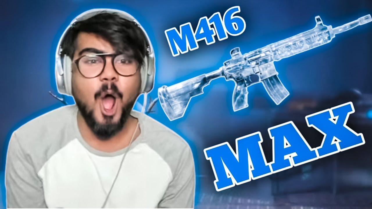 M416 MAX || ANTARYAMI GAMING