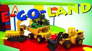 Правила дорожного движения для детей! Мультик про машинки! Часть 2.