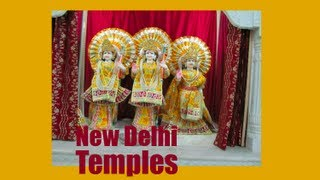 Indian Temples Music in New Delhi India