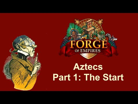 FoEhints: Cultural Settlement Aztecs in Forge of Empires Part 1
