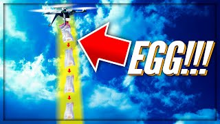 Worlds Highest Egg Drop Challenge - 500 Ft. Drop!