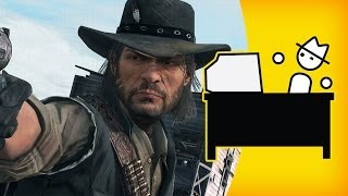 RED DEAD REDEMPTION (Zero Punctuation) (Video Game Video Review)