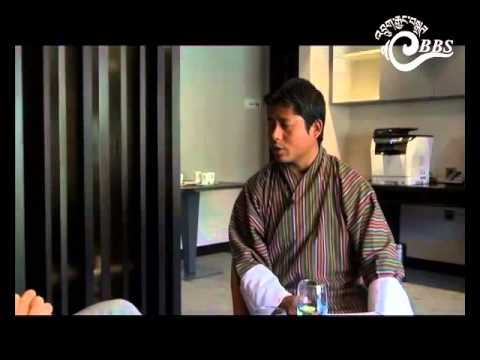 BBS TV Bhutan interview with our group President Dr  Samer Salibi, JOBSGLOBAL.com Group