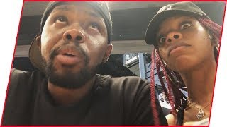 I Was SCARED For My Life @ My First Eagles Home Game! - Falcons vs Eagles Vlog