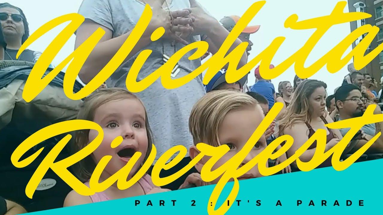 Riverfest Wichita  Food