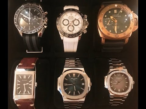 Indonesian Rich Person Collection - Omega, Rolex, Panerai, Patek Philippe, JLC