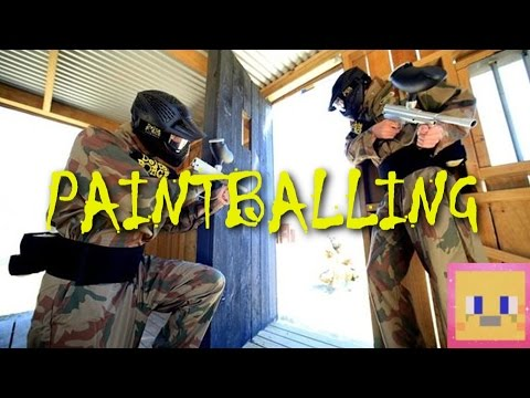 Paintballing - Delta Force Wakefield
