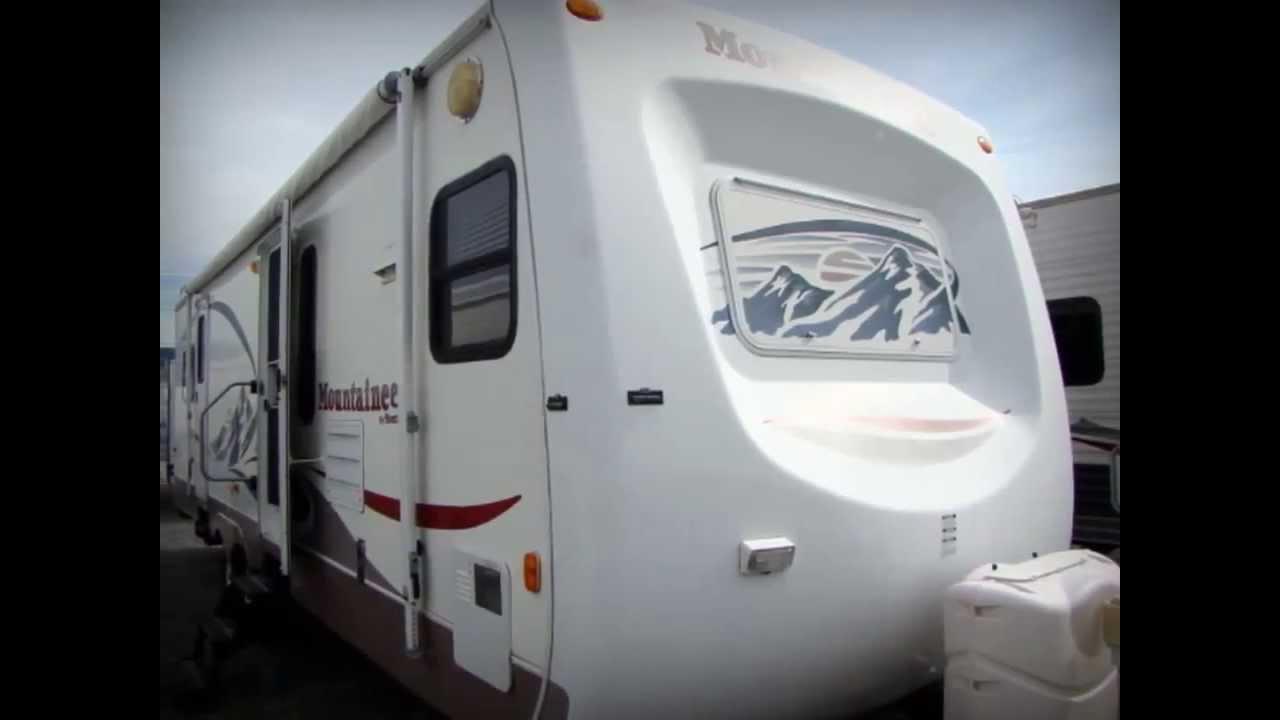 Mountaineer Travel Trailer