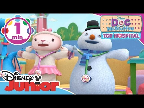 Doc McStuffins: Toy Hospital | Toy Doctors | Disney Junior UK