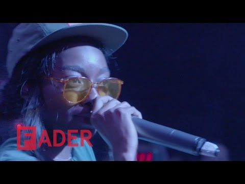 "Little Simz, ""Dead Body"" - Live at The FADER FORT Presented by Converse 2015 (6)"