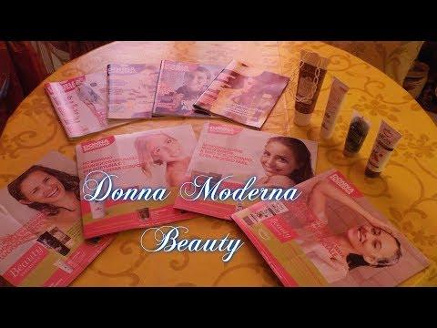 Donna Moderna Settembre 2017 con Prodotti Beauty Experience!