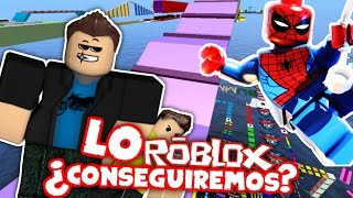 THE LONGEST AND MOST DIFFERENT MAP ? Roblox in Spanish