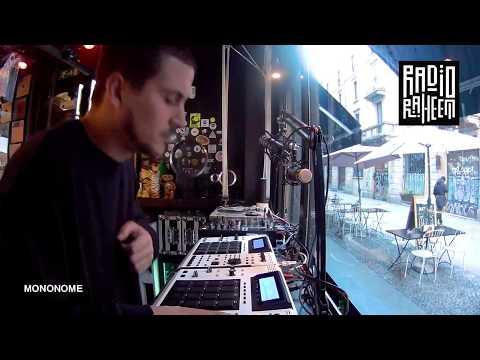 Mononome • MPC Live Set • Radio Raheem