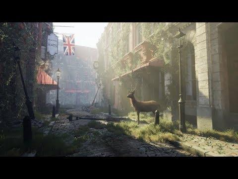 Speed Level Design - Overgrown London - Unreal Engine 4