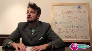 V Slovenskom Znení: Jason Derulo - Want To Want Me