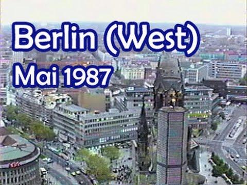 Berlin (West) - Mai 1987