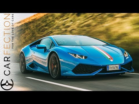 Special Feature: Lamborghini, Customising The Perfect Drive - Carfection