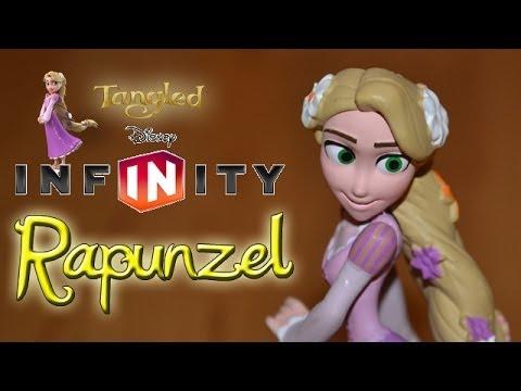 Disney Infinity Rapunzel Unboxing Youtube