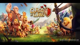 Clash Of Clans in Bluestacks-PC Attack