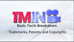 Basic Facts 02: Trademarks, Patents, and Copyrights