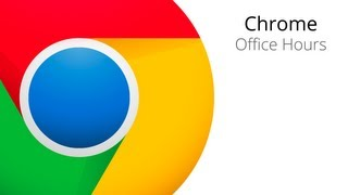Chrome Apps Office Hours: Storage API Deep Dive