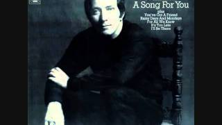 Watch Andy Williams A Song For You video