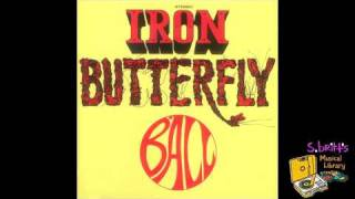 "Iron Butterfly ""In The Time Of Our Lives"""