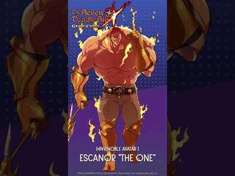 """[Invincible Avatar] Escanor """"The One"""""""