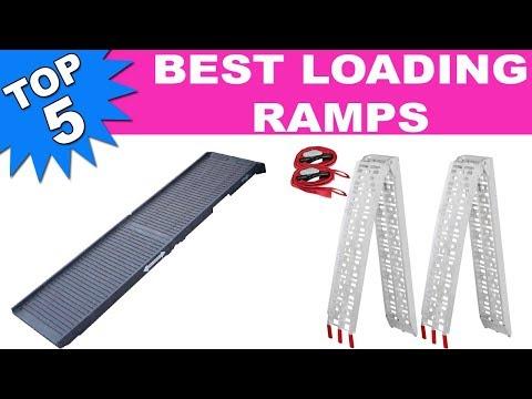 Top 5 Best Loading Ramps 2019