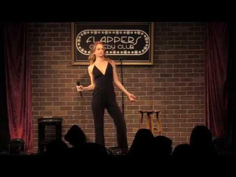 Jessica DiGiovanni Stand Up - Flappers Comedy Club