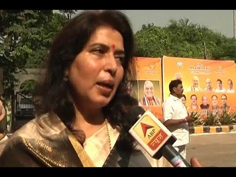 Narayan Rane is welcome to join BJP, says Saroj Pandey, Maharashtra in-charge