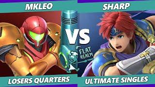 Random Flatrealm Losers Quarters - T1 | MkLeo Vs. NEST | Sharp - Smash Ultimate SSBU