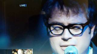 Steven Page-Hallelujah by Leonard Cohen-Jack Layton's State Funeral, August 27, 2011
