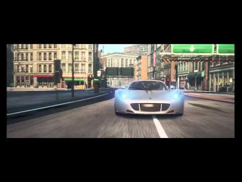 Need For Speed Most Wanted (2012) [Xbox 360]: Hennessey Venom GT Spyder Gameplay