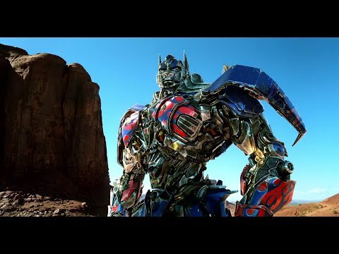 Rise - State of Mine - Optimus Prime Tribute