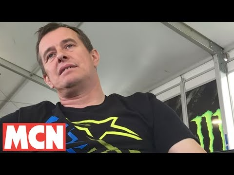 John McGuinness' emotional visit to Isle of Man TT | Interviews | Motorcyclenews.com