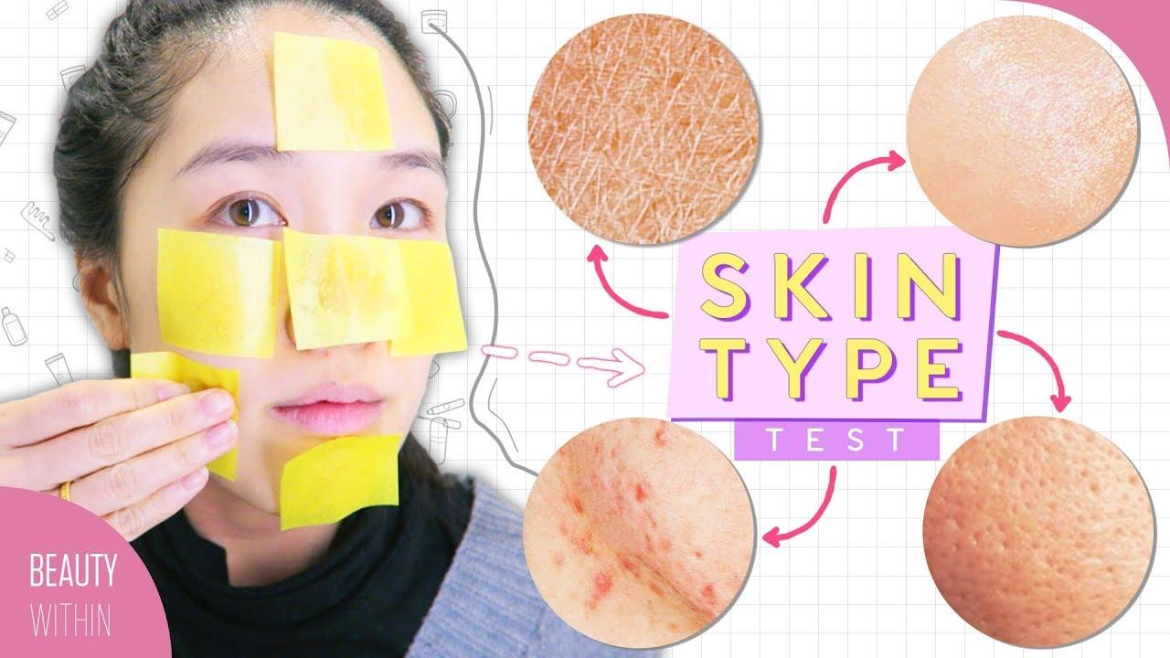 dry oily skin