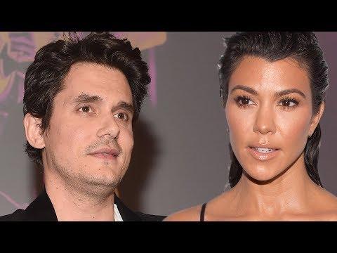 John Mayer FLIRTING WIth Kourtney Kardashian! Mp3